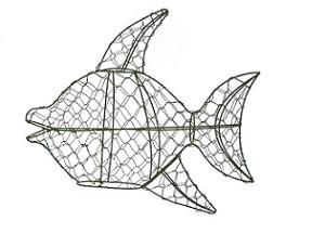 Bukszpanowa figura Ryba 197.00 PLN